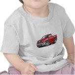 2010-12 camión del rojo del espolón camisetas