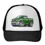 2010-12 camión verde del espolón gorra