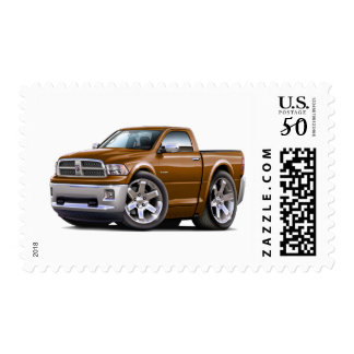 2010-12 Ram Brown Truck Postage