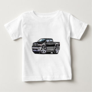 2010-12 Ram Dual Black-Grey Truck Baby T-Shirt