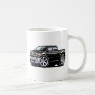 2010-12 Ram Dual Black Truck Coffee Mug