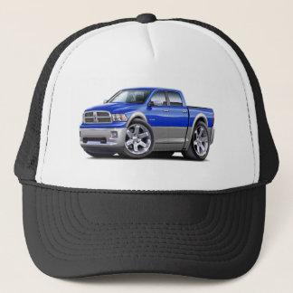 2010-12 Ram Dual Blue-Grey Truck Trucker Hat