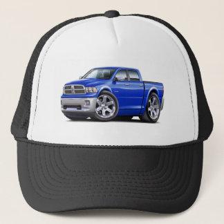 2010-12 Ram Dual Blue Truck Trucker Hat