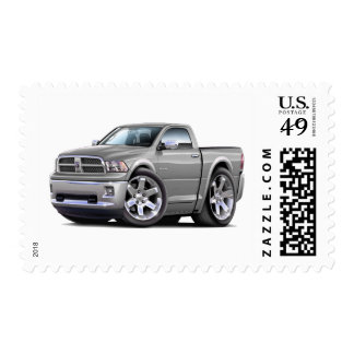 2010-12 Ram Silver Truck Postage Stamps