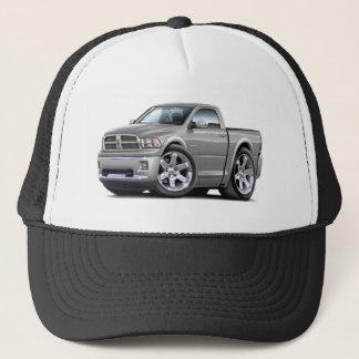 2010-12 Ram Silver Truck Trucker Hat