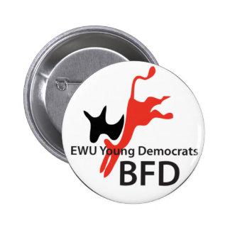 2010-2011 Pin joven de los Dems de EWU