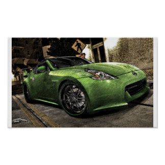 2010 370Z POSTERS