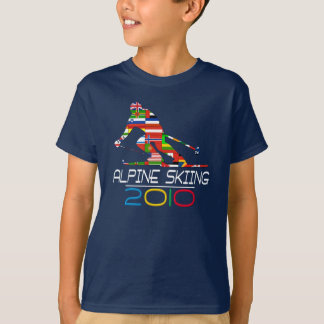 2010: Alpine Skiing T-Shirt