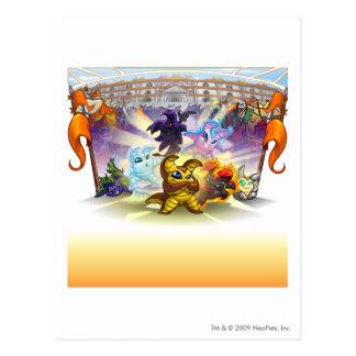 2010 Altador Cup Postcard