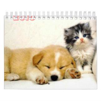 2010 animal calendar