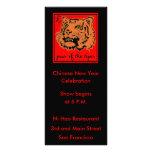 2010 años del Año Nuevo chino del tigre Lona