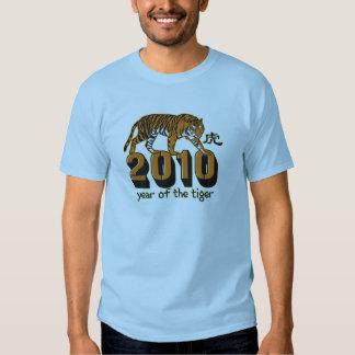 2010 años del tigre polera