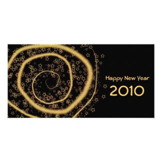 2010 Años Nuevos Tarjeta Personal