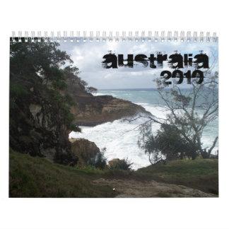 2010 Australia Calendar