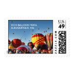 2010 Balloon Fiesta, Albuquerque, NM Stamps