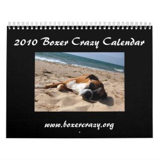 2010 BC Calendar - Plain Style