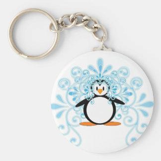 2010 Beautiful Bride Penguin Keychain