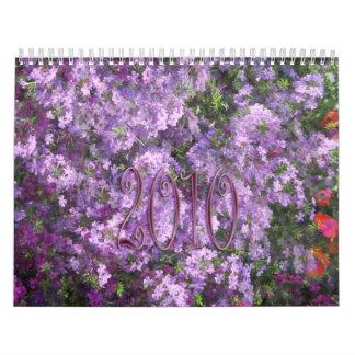 2010 - Belleza de las naturalezas Calendarios