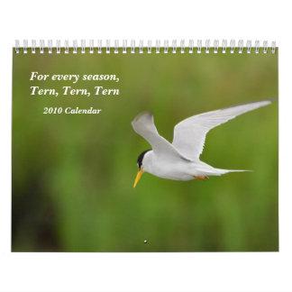 2010 Bird Calendar