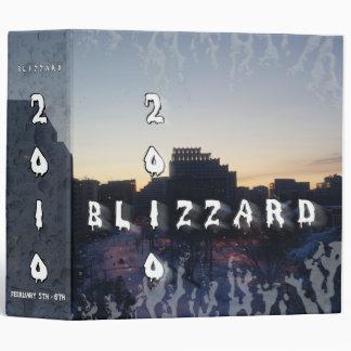 2010 Blizzard Photo Binder