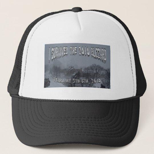 2010 Blizzard Trucker Hat