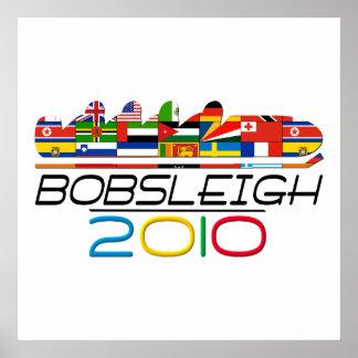 2010: Bobsleigh Poster