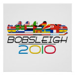 2010: Bobsleigh Posters