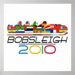 2010: Bobsleigh Print