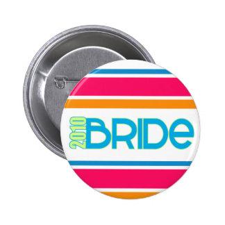 2010 BRIDE BUTTONS