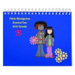 2010 Calendar ~ 1960s Grooviest Retrospective