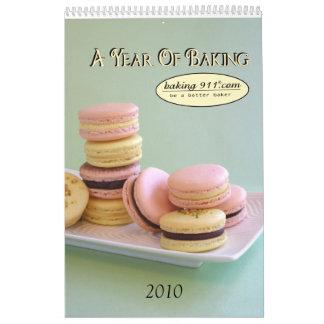 2010 Calendar - A Year Of Baking - baking911.com