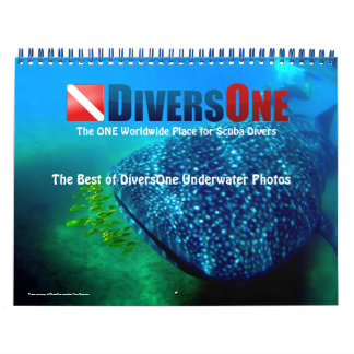2010 Calendar Best Of DiversOne Underwater Photos
