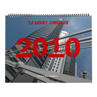 2010 - Calendar by T.F.Henry