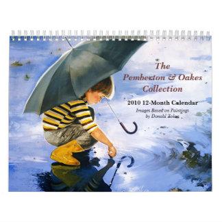 2010 Calendar Standard