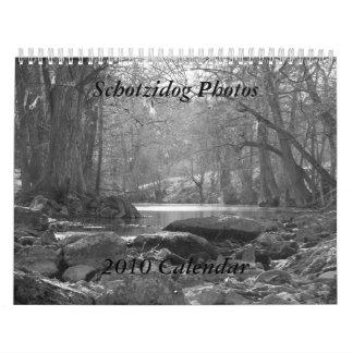 2010 calendarios, fotos de Schotzidog