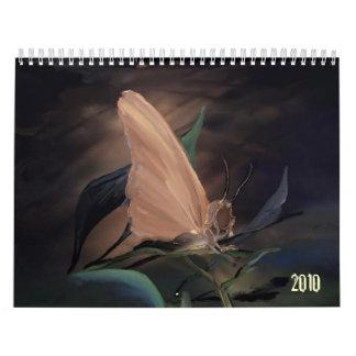 2010 Calender Wall Calendar