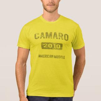 2010 Camaro American Muscle v2 T-Shirt