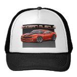 2010_Camaro_Orange Trucker Hat