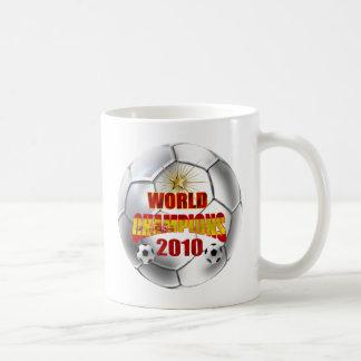 2010 campeones del mundo España Taza De Café