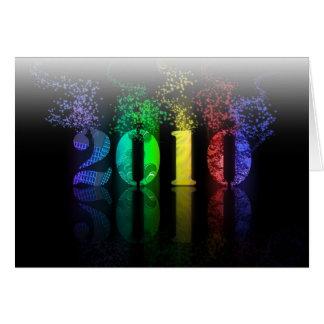 2010 Celebration Greeting Card