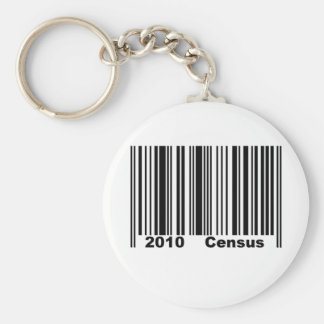 2010 Census Key Chains