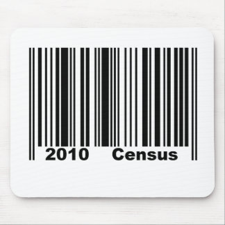 2010 Census Mouse Pad
