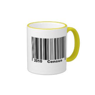 2010 Census Coffee Mug