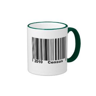2010 Census Coffee Mugs