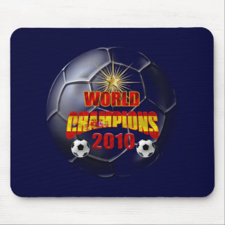 2010 Champions of the world spain Mouse Pad