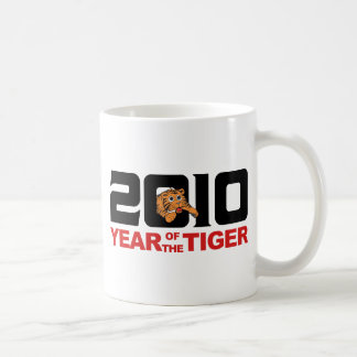 2010 Chinese Year of The Tiger Gift Mugs
