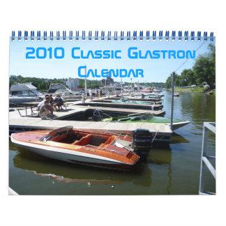 2010 Classic Glastron Calendar