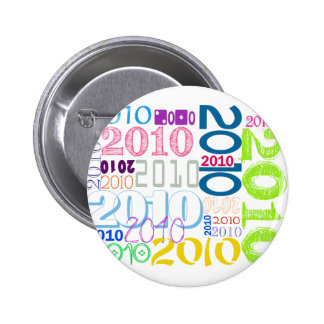 2010 Collage Button