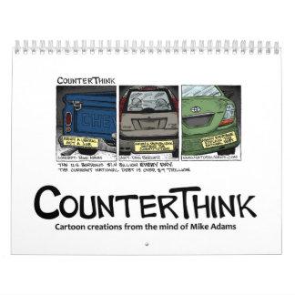 2010 Counter Think Calendar