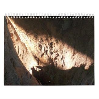 2010 Crater Face- Tree Calendar